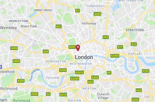 map-london-central