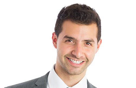 Belarusian Professional Translator Potrait Smiling Suit
