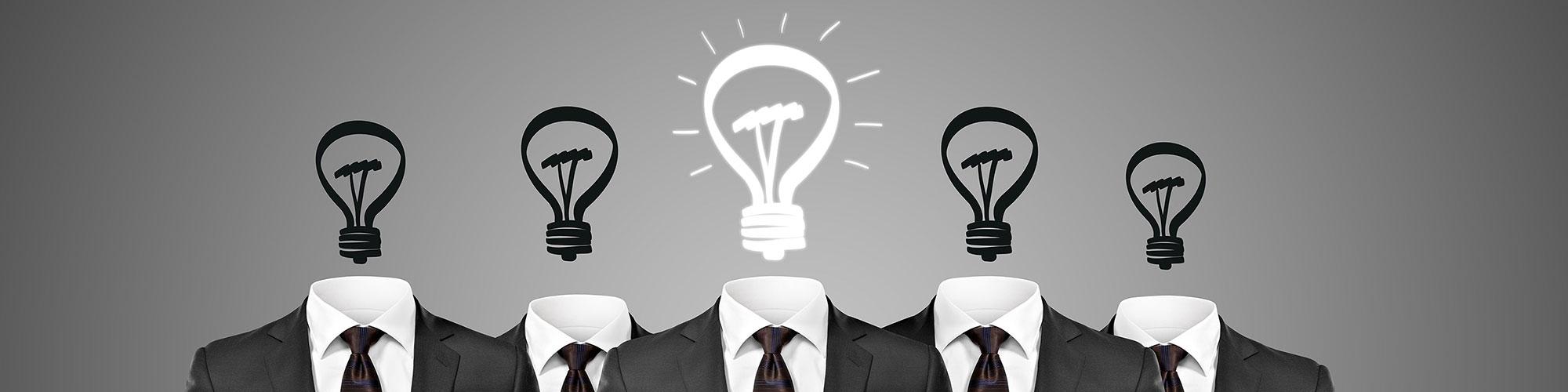 Company English Translation Ideas Light Bulbs