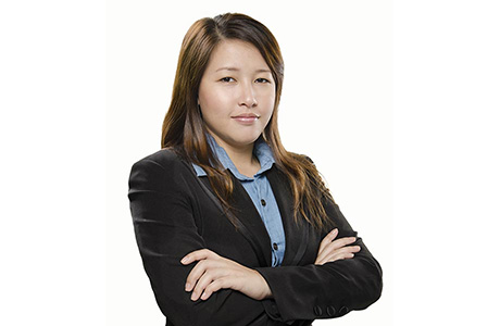 Cambodian Translation Services Professional Black Blazer