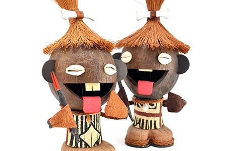 Fijian Coconut Traditional Charters