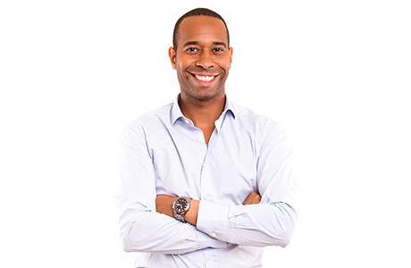 Haitian Creole Translation Service Professional Smiling Arms Crossed