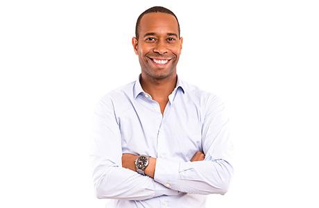 Luganda Translation Services Professional Male Wearing Watch