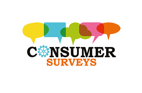 Market Research Interpreting Icon with Consumer Speech Bubble