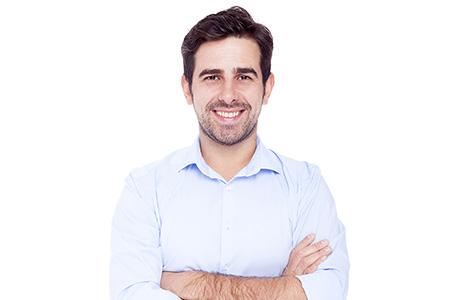 Portuguese Translation Services Professional Translator Folding Arms