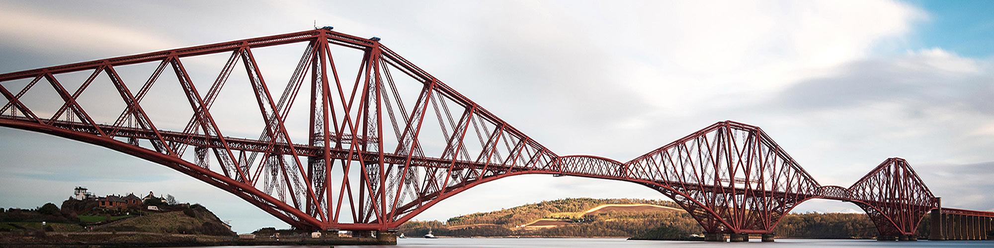 Scottish Gaelic Forth Bridge to Scotland
