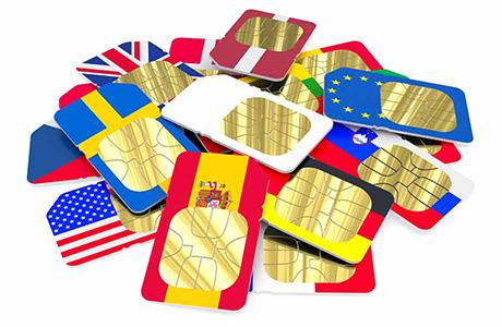 Telecommunication Translation International Sim Cards