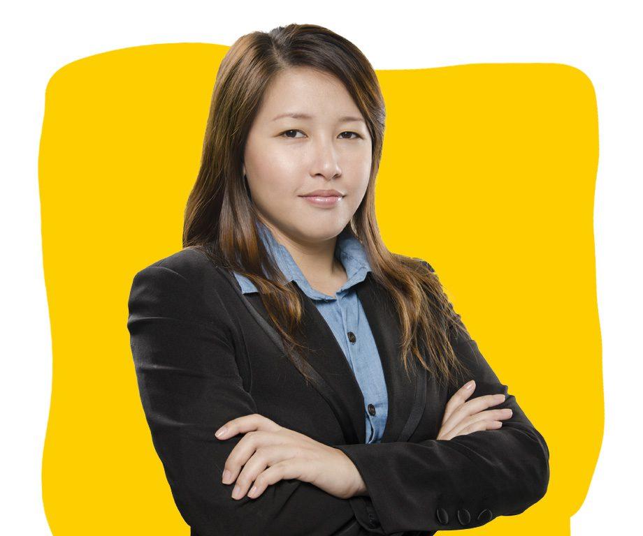 Cambodian Translation Services Professional Black Blazer